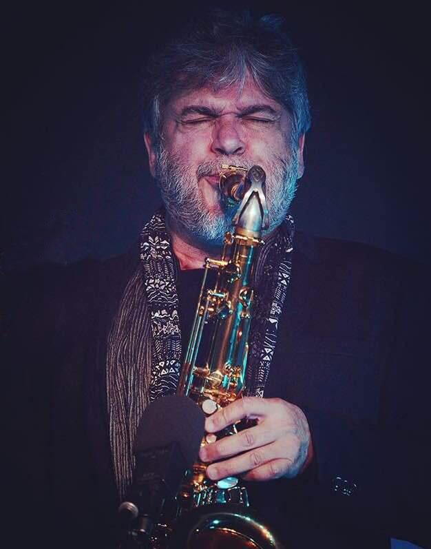 Sergio GALVAO Ambassadeur Ligature JLV au saxophone ténor