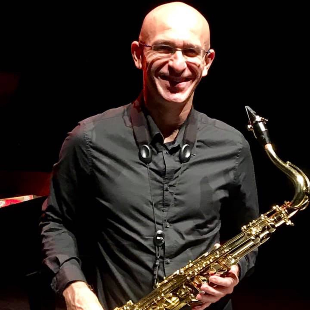 Stéphane SORDET - Ambassadeurs JLV - Ligature JLV pour saxophone