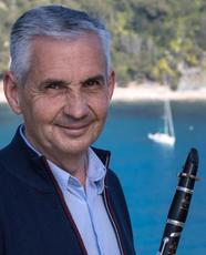 Thierry MAISON Ambassadeur Ligature JLV pour clarinette