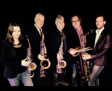 Cachasax Ambassadeurs Ligature JLV pour saxophones