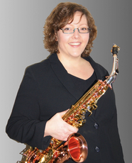 Virginie FONTAINE Ambassadrice Ligature JLV pour saxophone