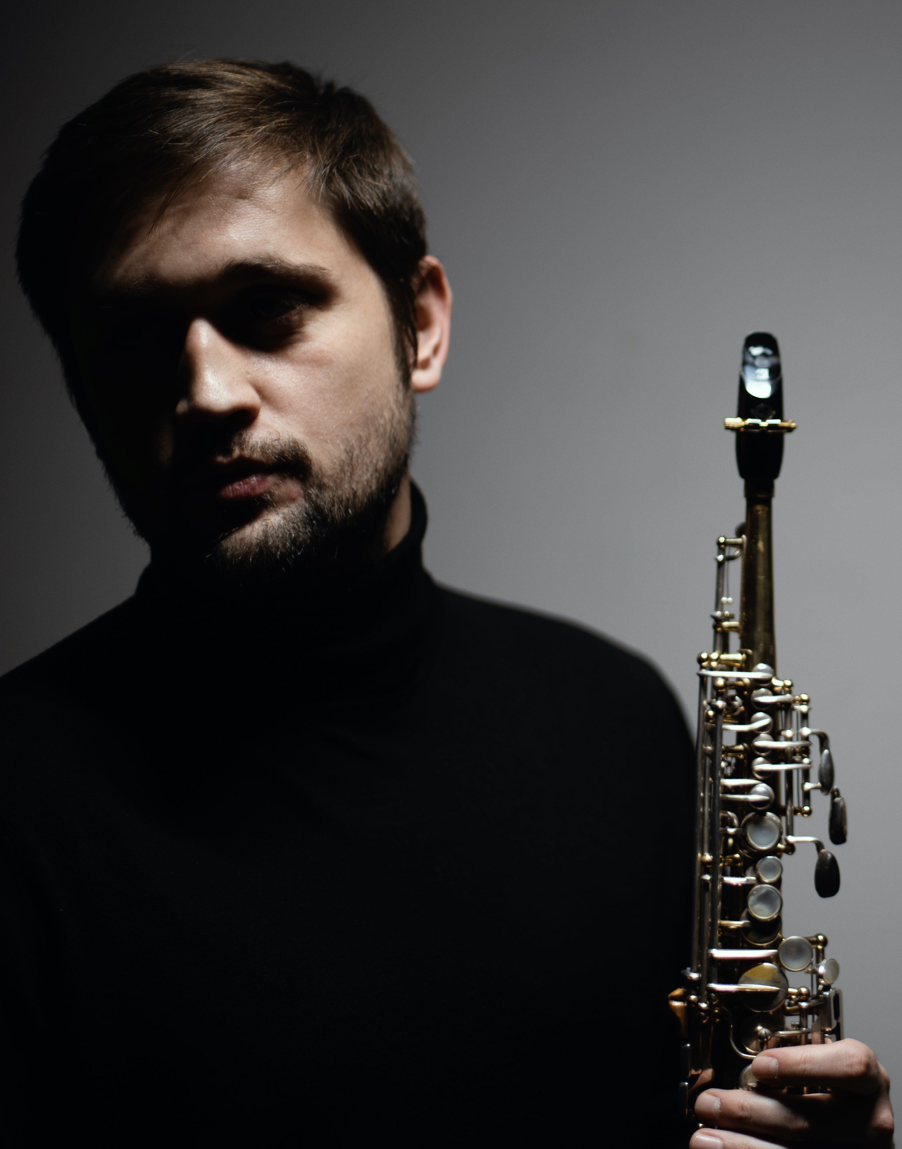 Vitaly VATULYA JLV Ambassador - JLV Ligature for saxophone